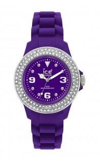 Stone - Purple Silver Sili...