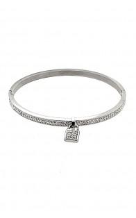 69 Jewels Narukvica Silver