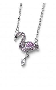 Oliver Weber Ogrlica Flamingo