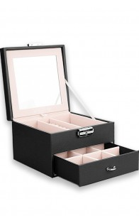 Kovčeg za nakit Black