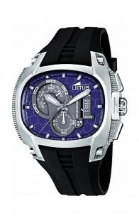 Lotus muški sat Silver/Blue